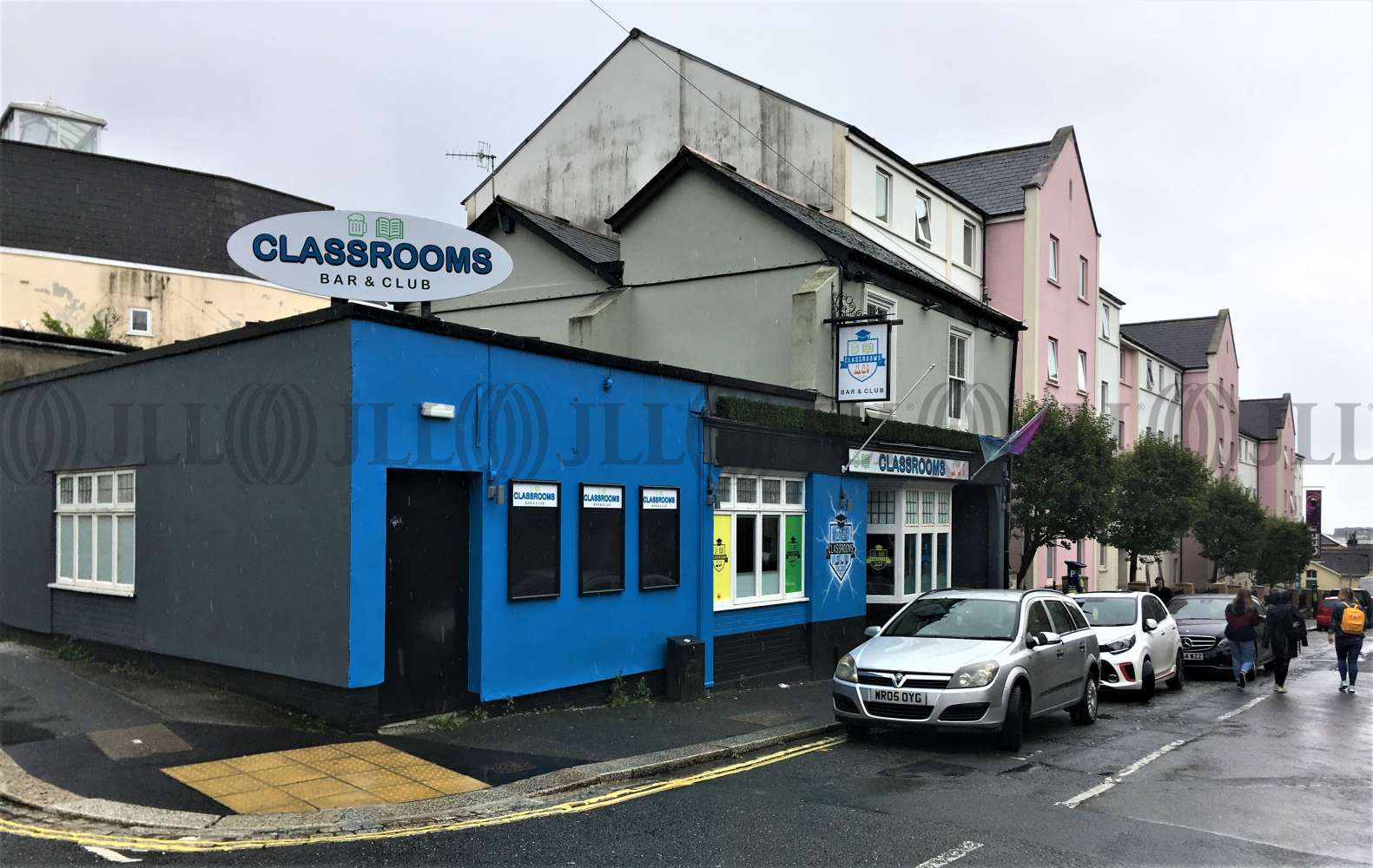 Leisure Plymouth, PL4 8BZ - Classrooms Bar and Club - 95262