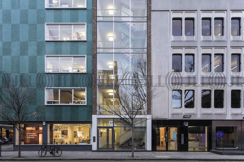 Office London, W1T 4HD - 43 Whitfield Street - 95617