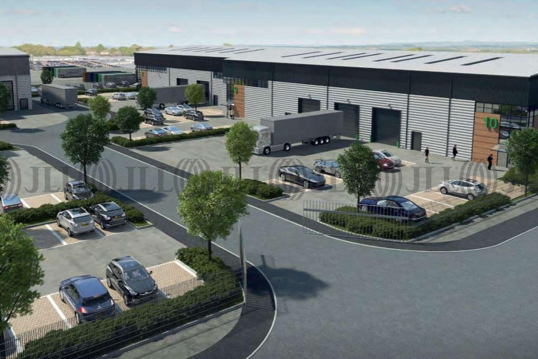 Industrial Egham, TW20 8RJ - Unit 4 Egham Business Park, Ten Acre Lane - 95740