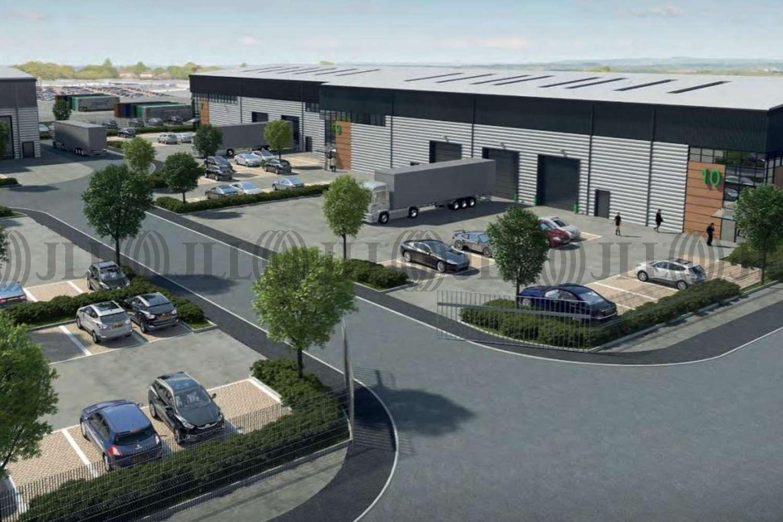 Industrial Egham, TW20 8RJ - Unit 9 Egham Business Park, Ten Acre Lane - 95741