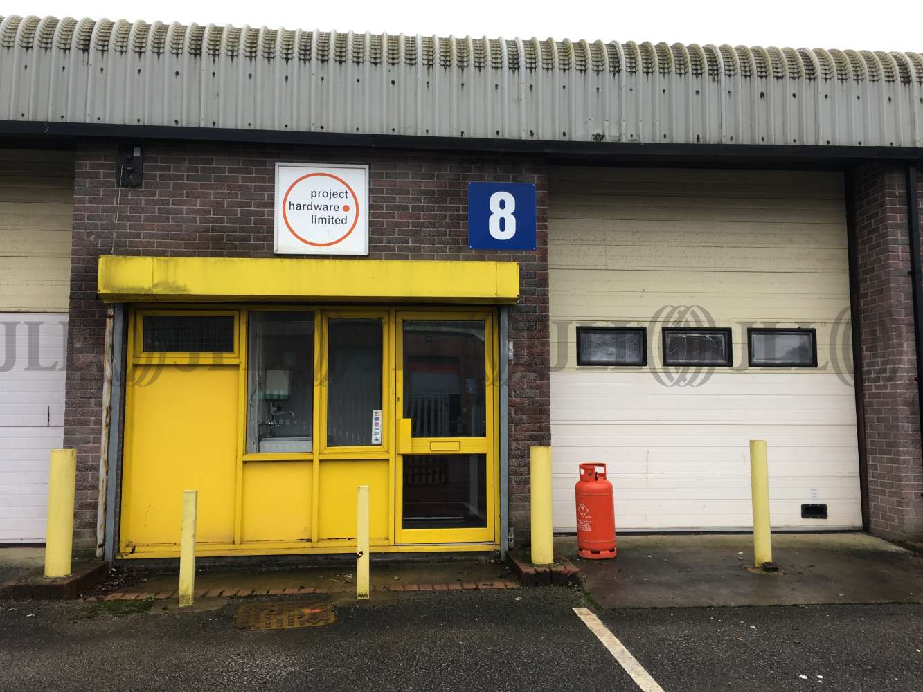 Industrial Cardiff, CF24 5JR - Unit 8, Swift Business Centre - 4218