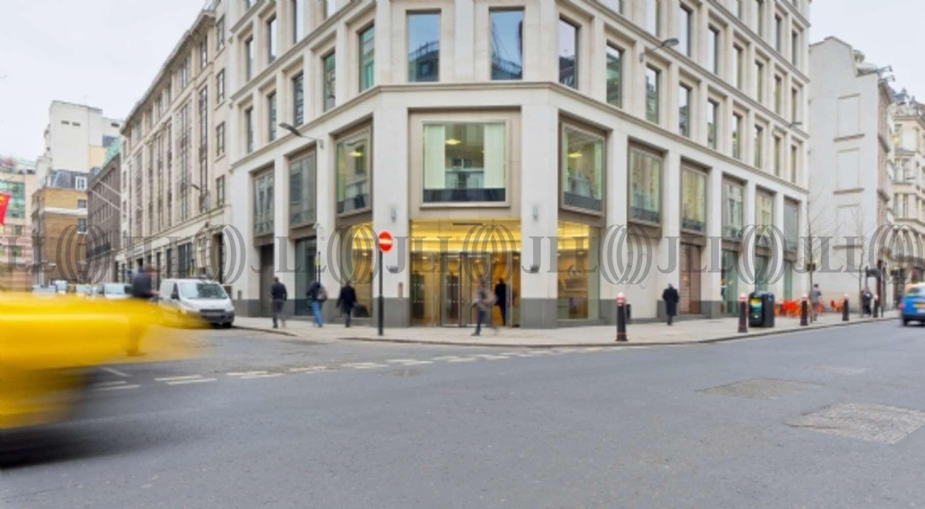 Serviced office London, EC2V 7BB - 60 Gresham Street - 350