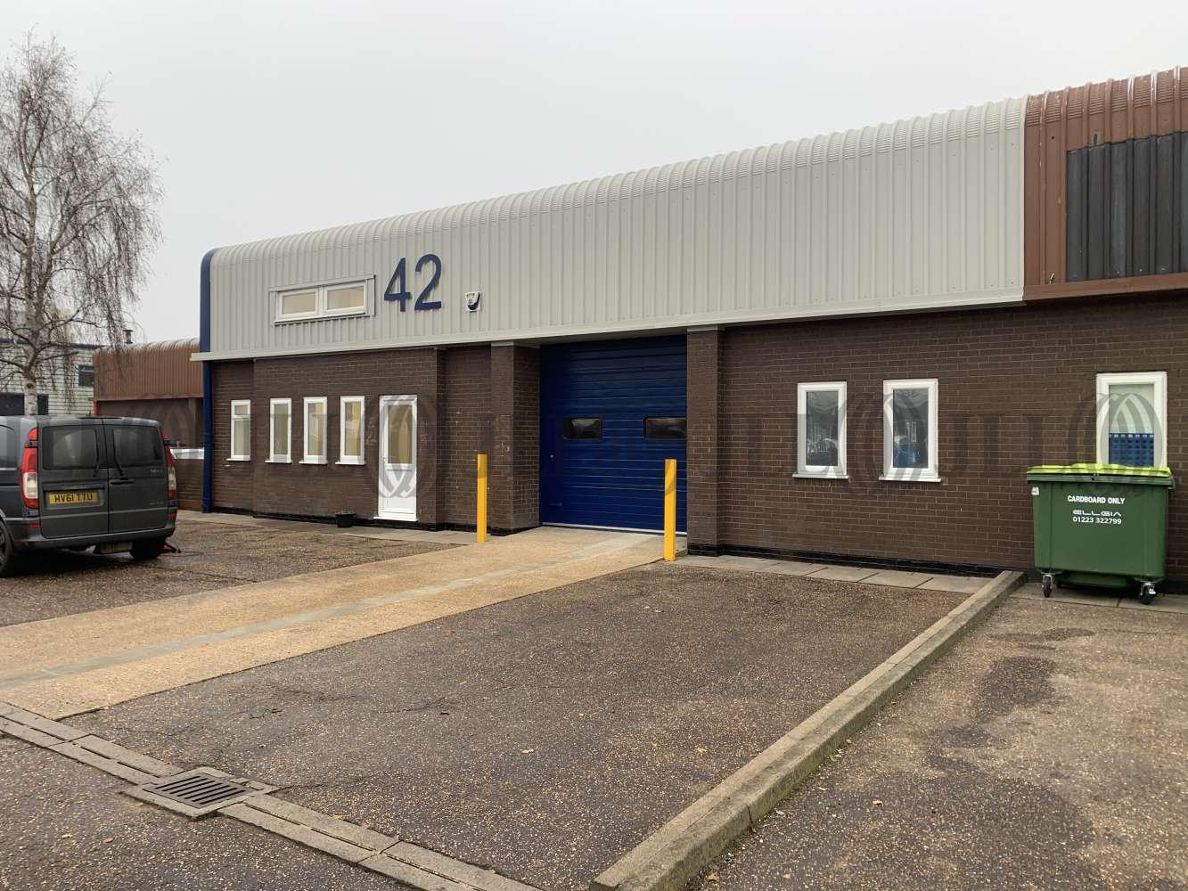 Industrial Cambridge, CB1 7EB - Unit 42 Clifton Road Industrial Estate