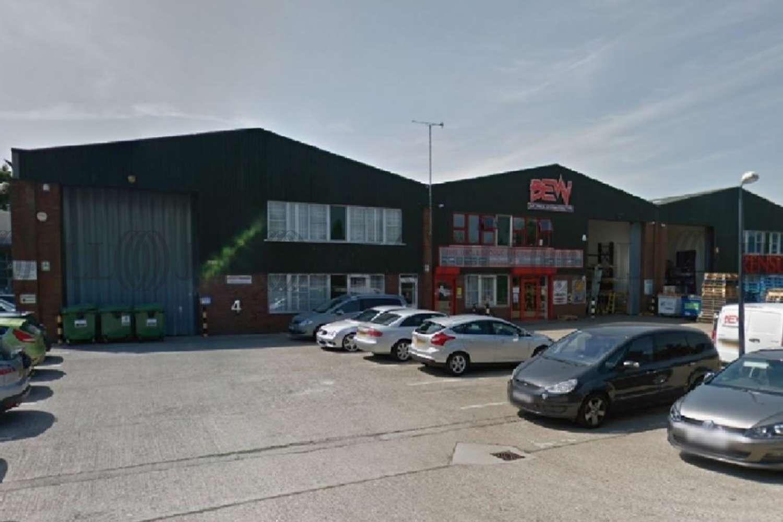 Industrial Maidenhead, SL6 2HP - Unit 4 Priors Industrial Estate - 4