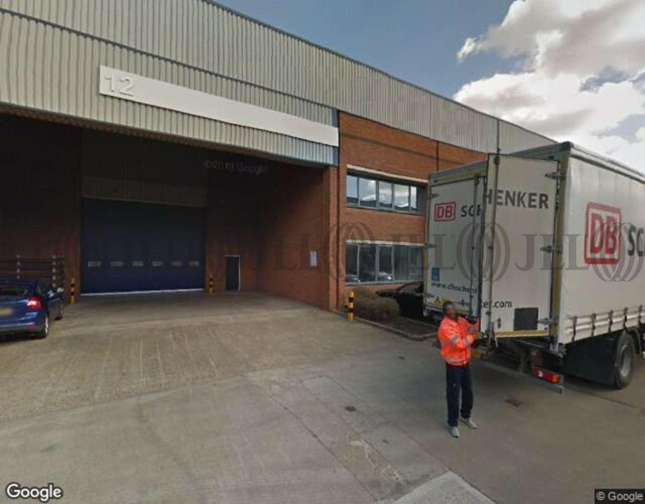 Industrial Stevenage, SG1 2BH - Unit Q Gunnels Wood Park
