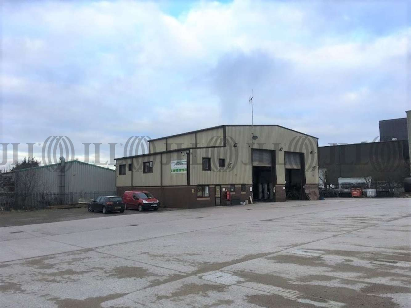 Industrial Chorley, PR7 1NH - 1-2 Ackhurst Road - 1