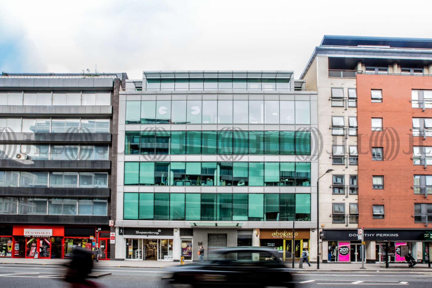 Serviced office London, WC1V 6BX - 16 High Holborn  - 23226