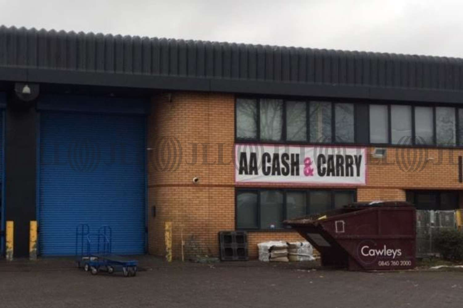Industrial Park royal, NW10 7XF - Unit 13, Abbey Road Industrial Estate - 2