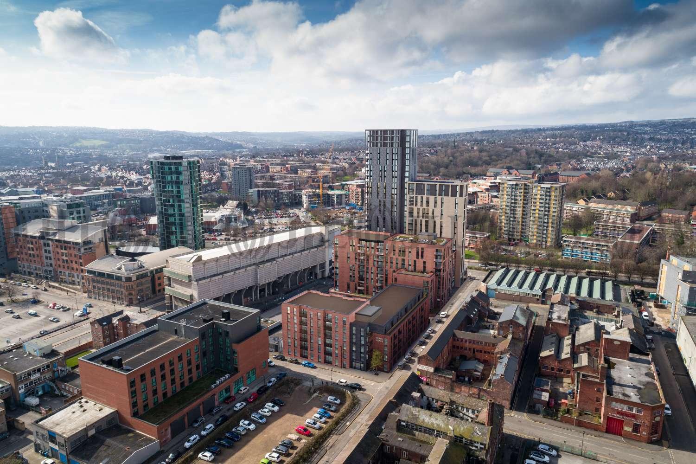 Land Sheffield, S3 7UF - Milton Works - 01