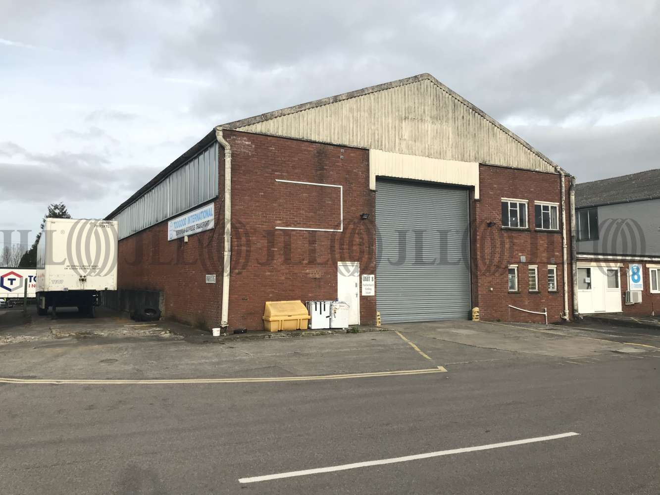 Industrial Bristol, BS16 9QH - Unit 8 Pucklechurch Trading Estate