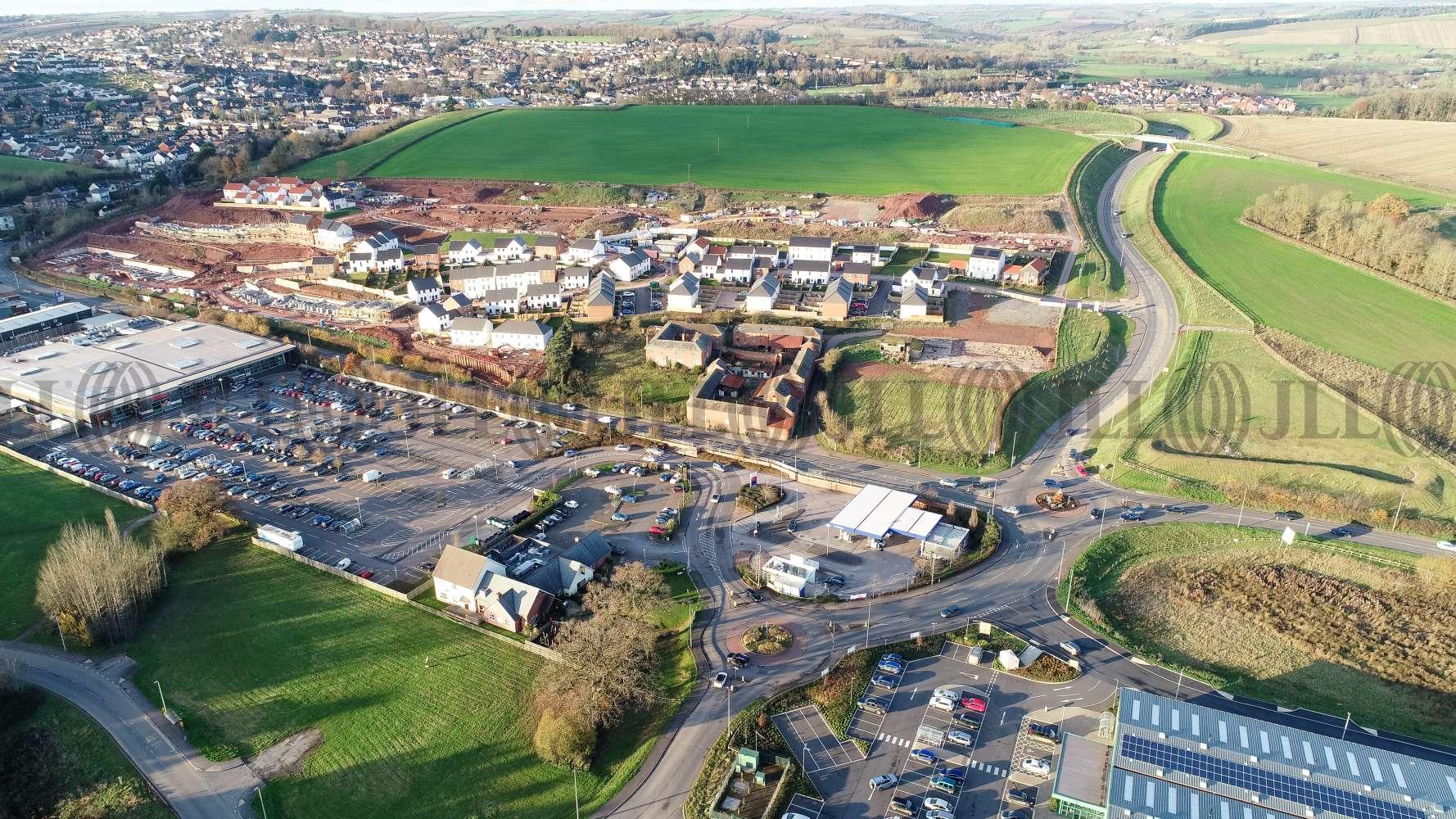 Industrial Crediton, EX17 3PJ - Wellparks Business Park
