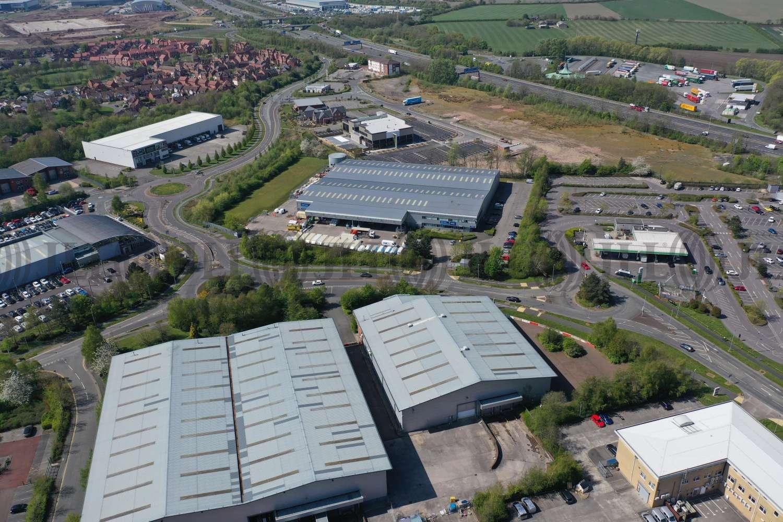 Industrial Warrington, WA5 7YU - Unit 1 Gemini, Europa Boulevard
