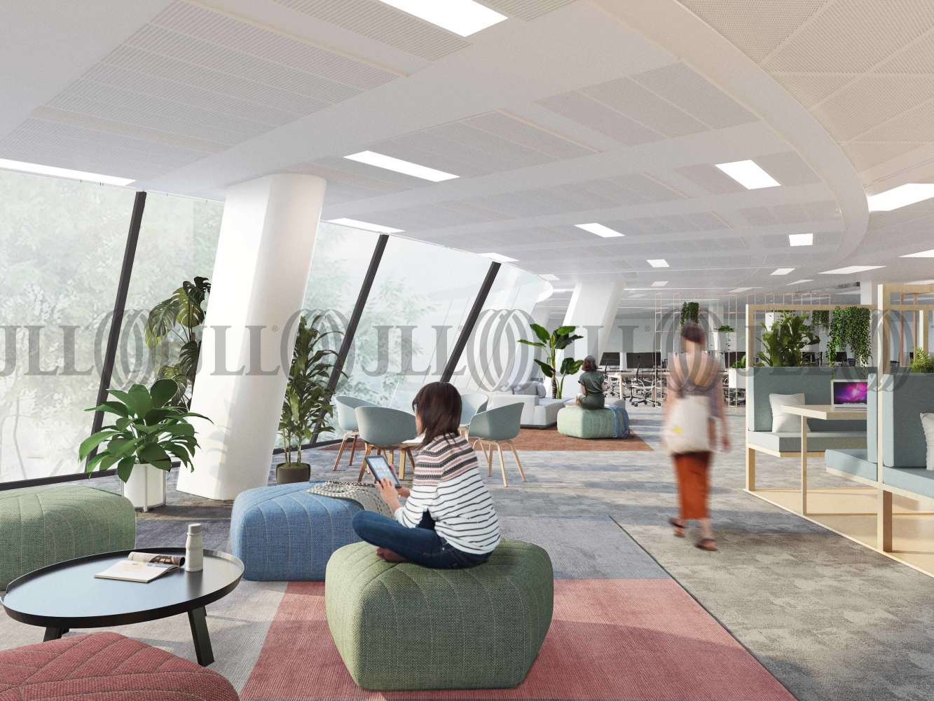 Office London, EC2V 7AN - 100 Wood Street - 1