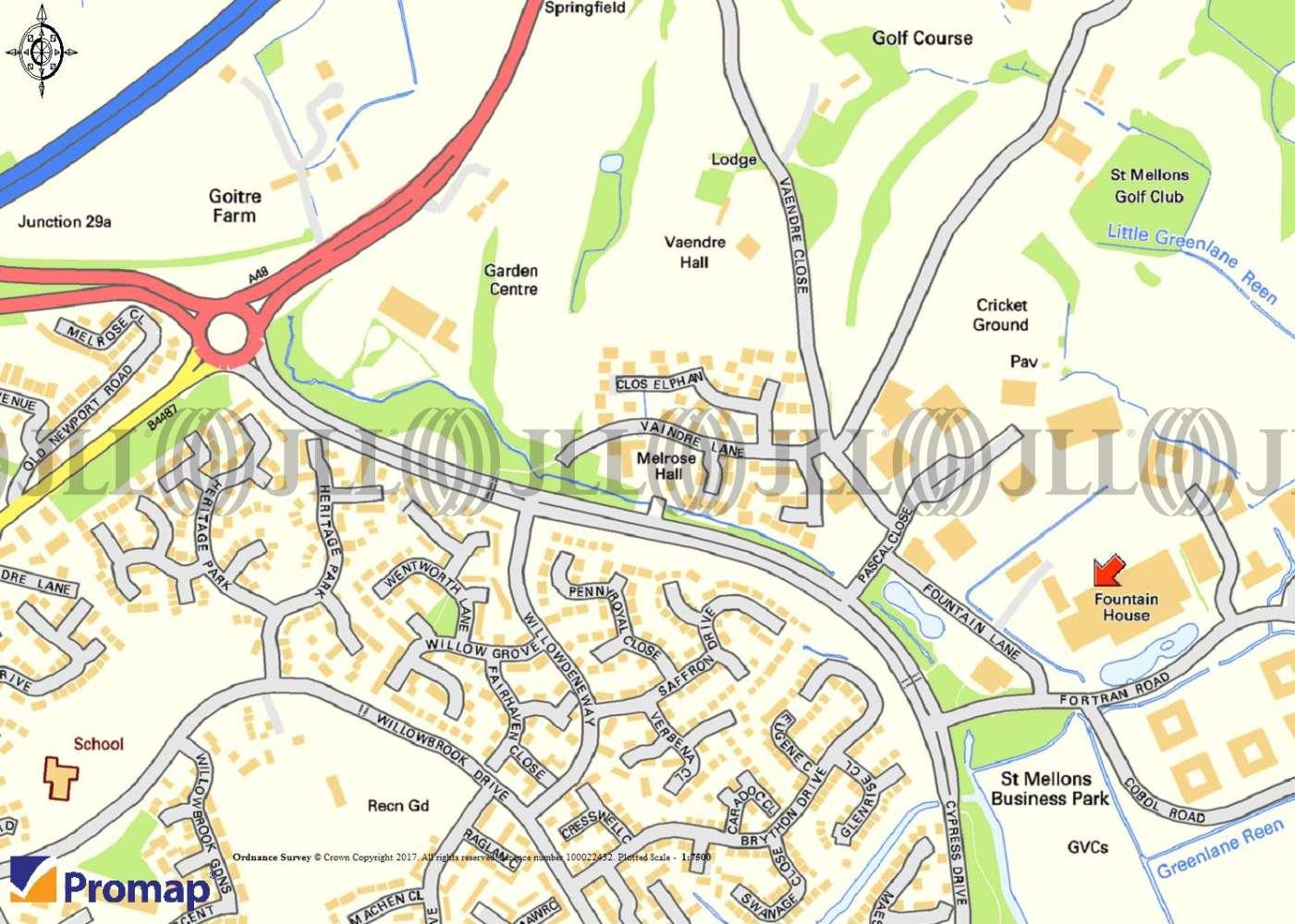 Industrial Cardiff, CF3 0FB - Unit 1 Lakeside - 97290