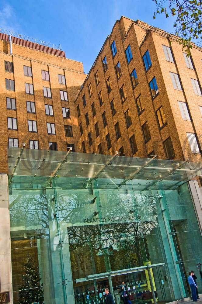 Serviced office London, W1J 6BD - Berkeley Square House - 2173