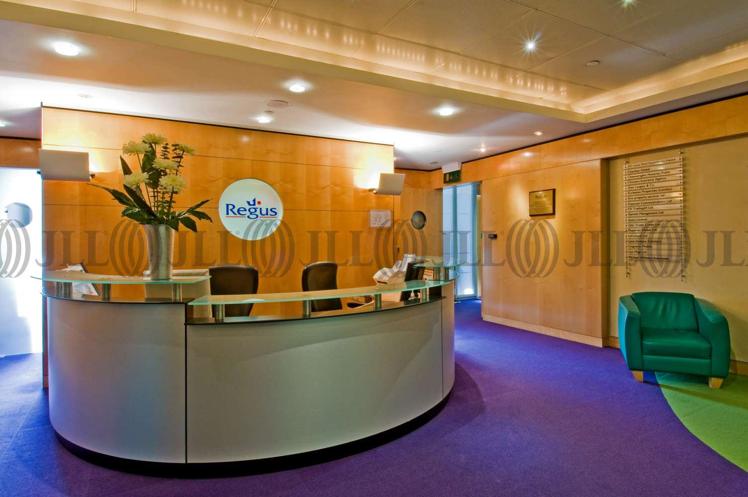 Serviced office London, E14 5DY - 1 Canada Square  - 29