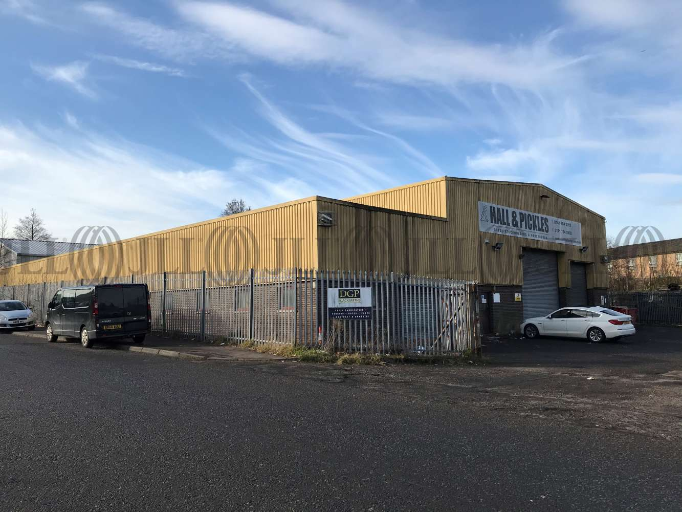 Industrial Glasgow, G32 8LU - 14 Causewayside Street - 98649
