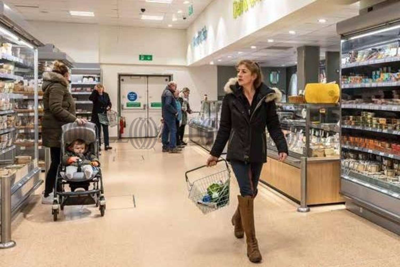 Retail shopping centre Stamford, PE9 2PR - Waitrose - 13