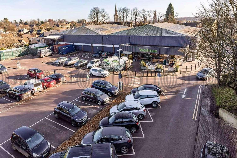 Retail shopping centre Stamford, PE9 2PR - Waitrose - 9