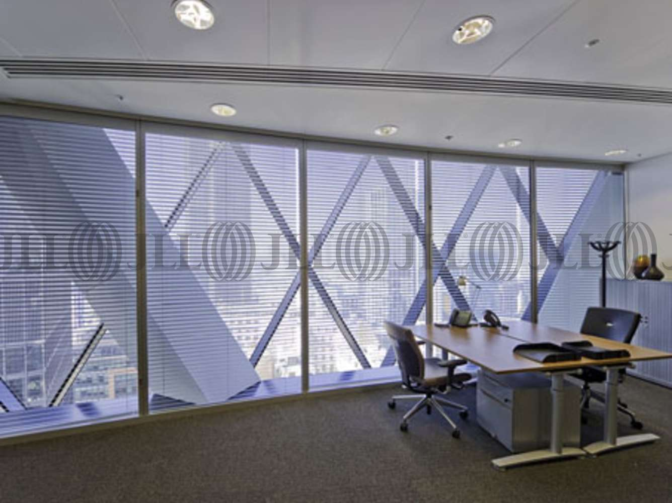 Serviced office London, EC3A 8BF - 30 St Marys Axe  - 2