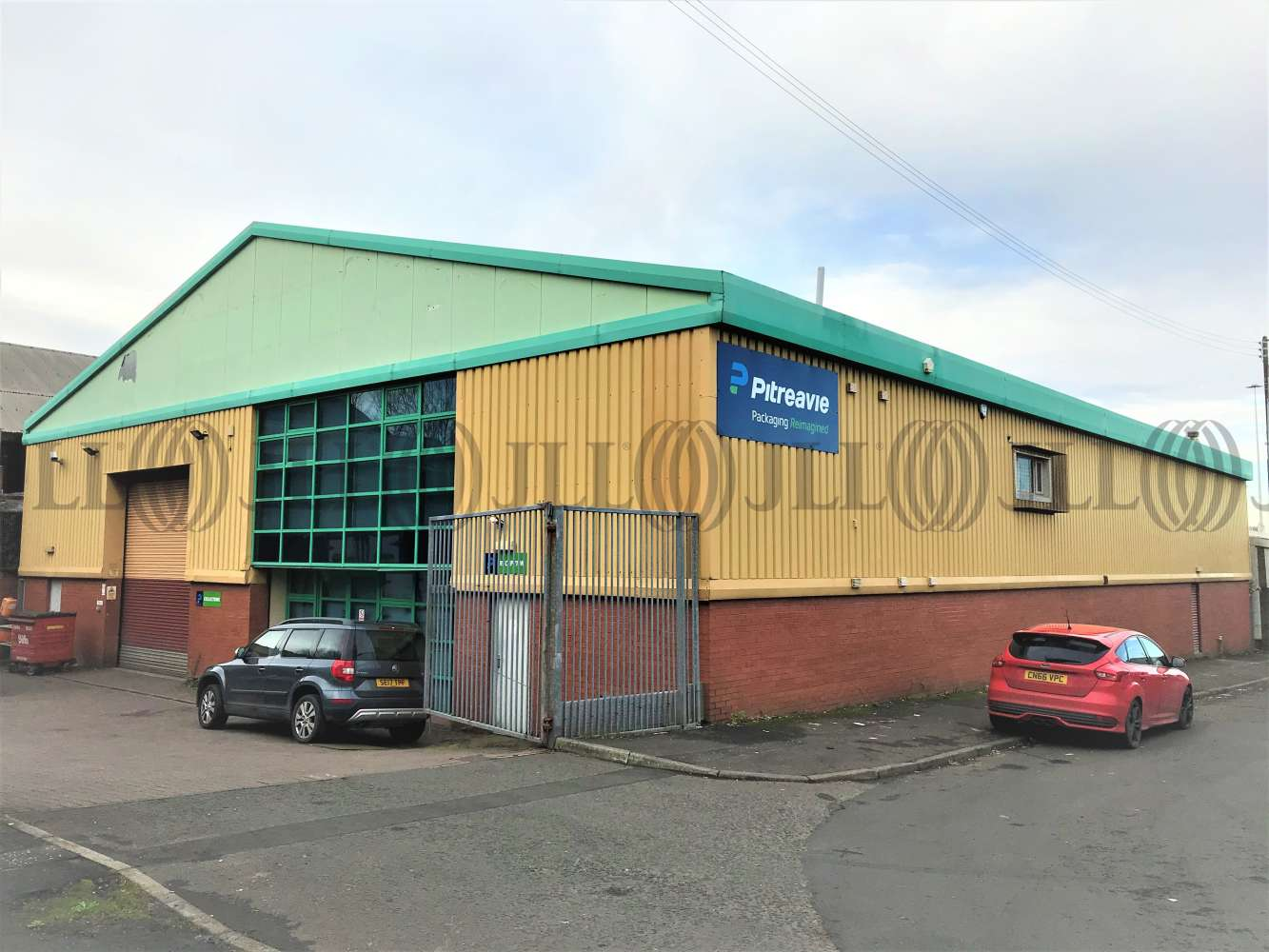 Industrial Glasgow, G41 1LR - 50 Marlow Street