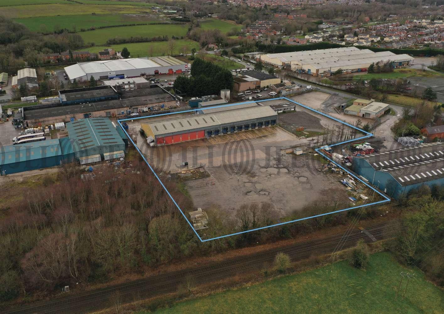 Industrial Wrexham, LL14 6HA - Unit 10 Vauxhall Industrial Estate - 0192