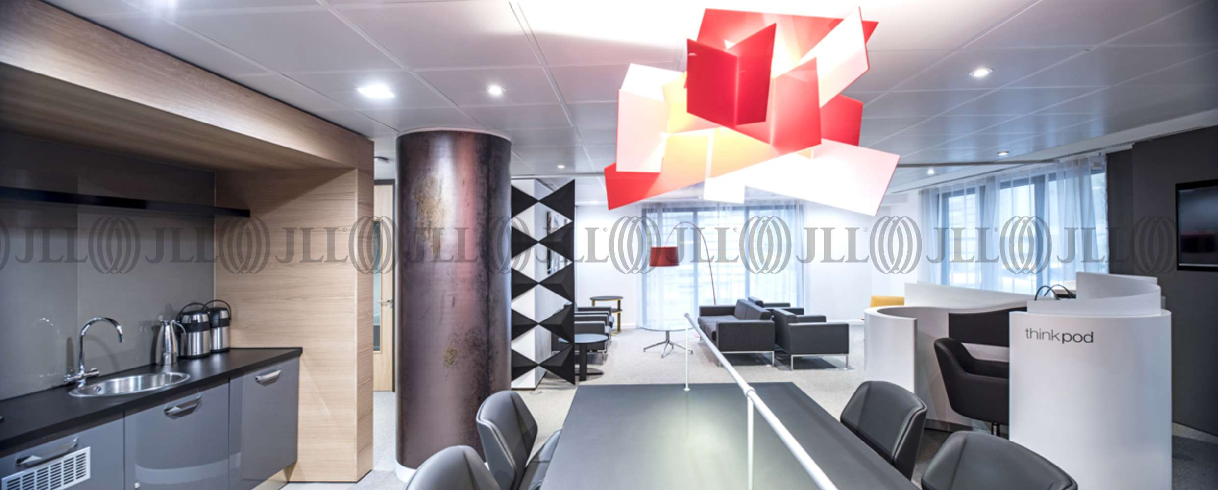 Serviced office London, EC4Y 0AB - Tallis House  - 063