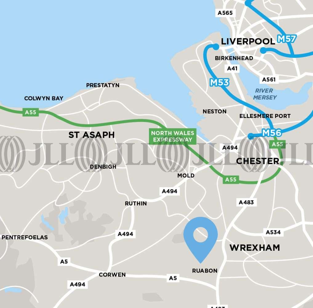 Industrial Wrexham, LL14 6HA - Unit 11 Vauxhall Estate - 01