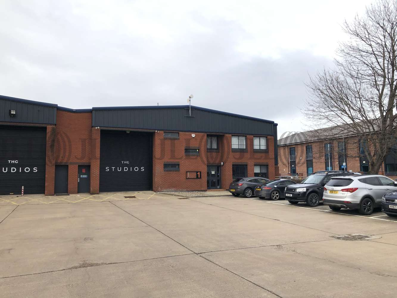 Industrial Leeds, LS12 1AT - Unit 1 Emmanuel Trading Estate