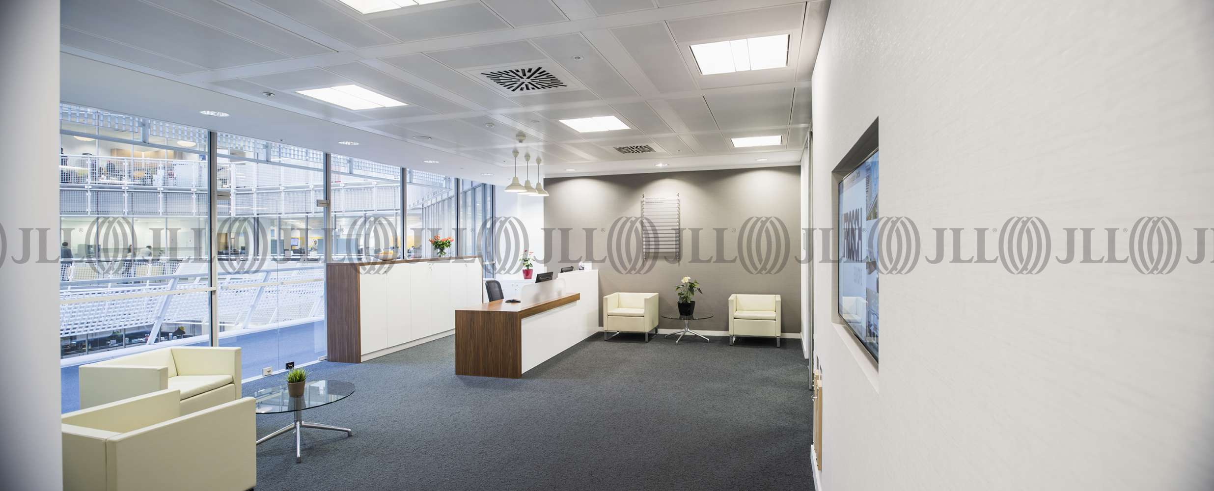 Serviced office London, EC2M 2QS - 1-2 Broadgate  - 020