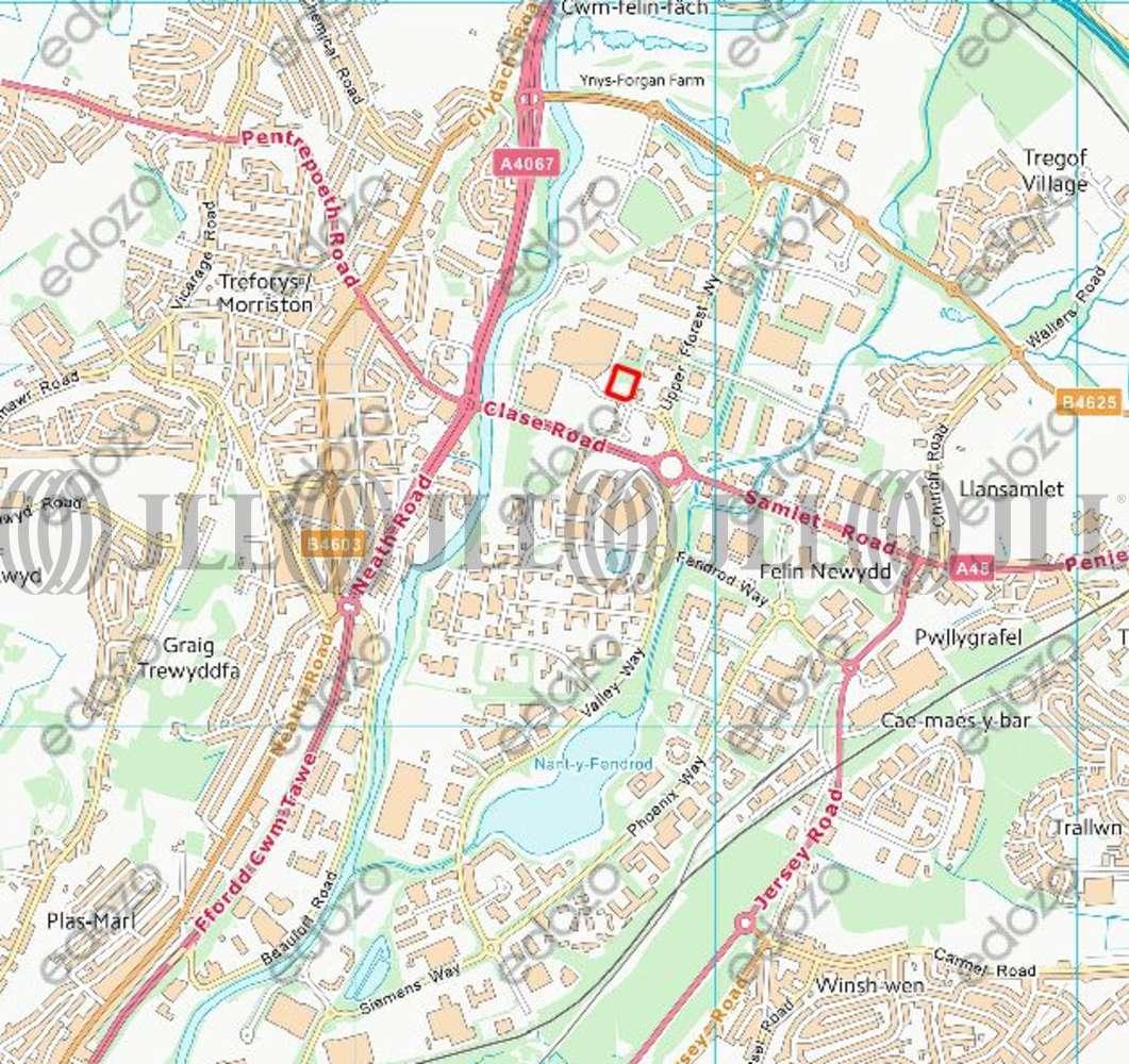 Land Swansea, SA6 8PS - Land Fronting Heron Way at Asda Swansea Superstore