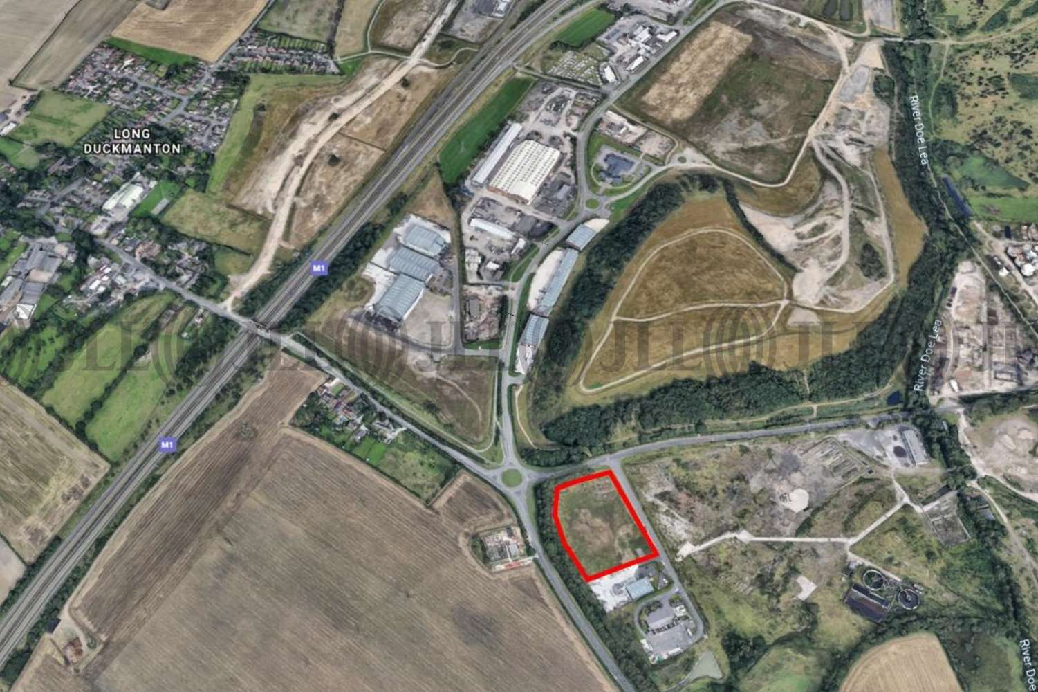 Industrial Chesterfield, S44 5HY - Markham Vale