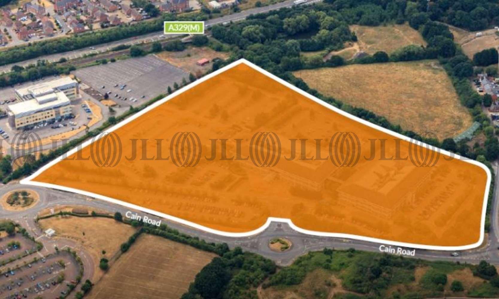 Industrial Bracknell, RG12 1HN - Network West Bracknell