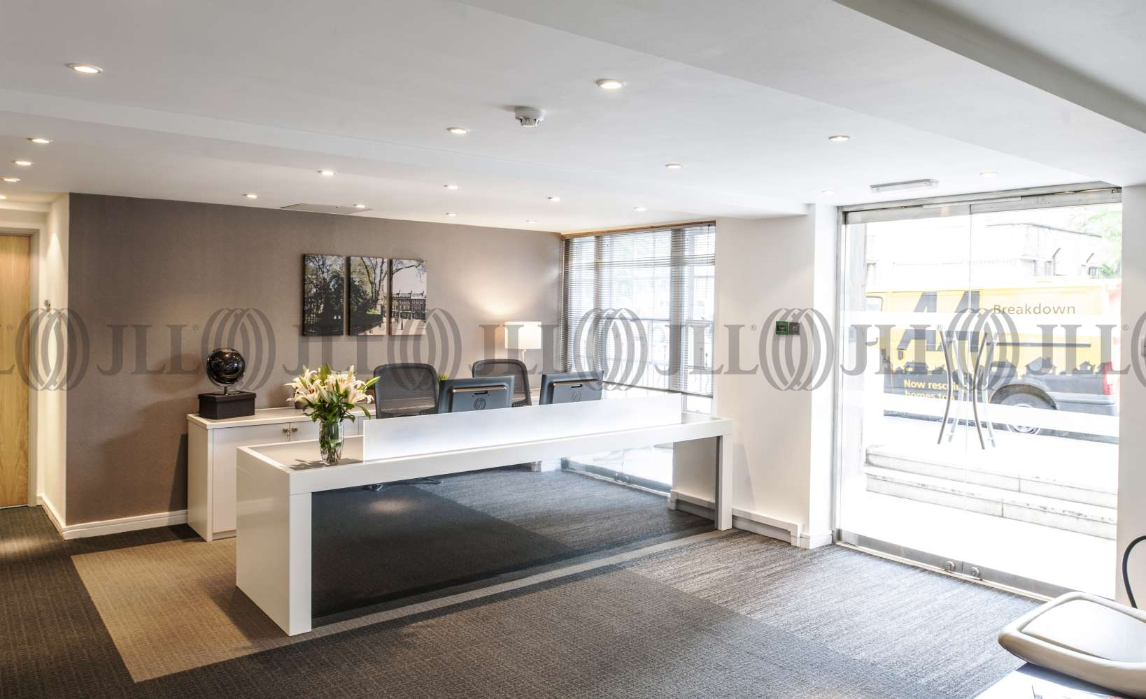 Serviced office London, W2 2UT - 1 Burwood Place  - 160