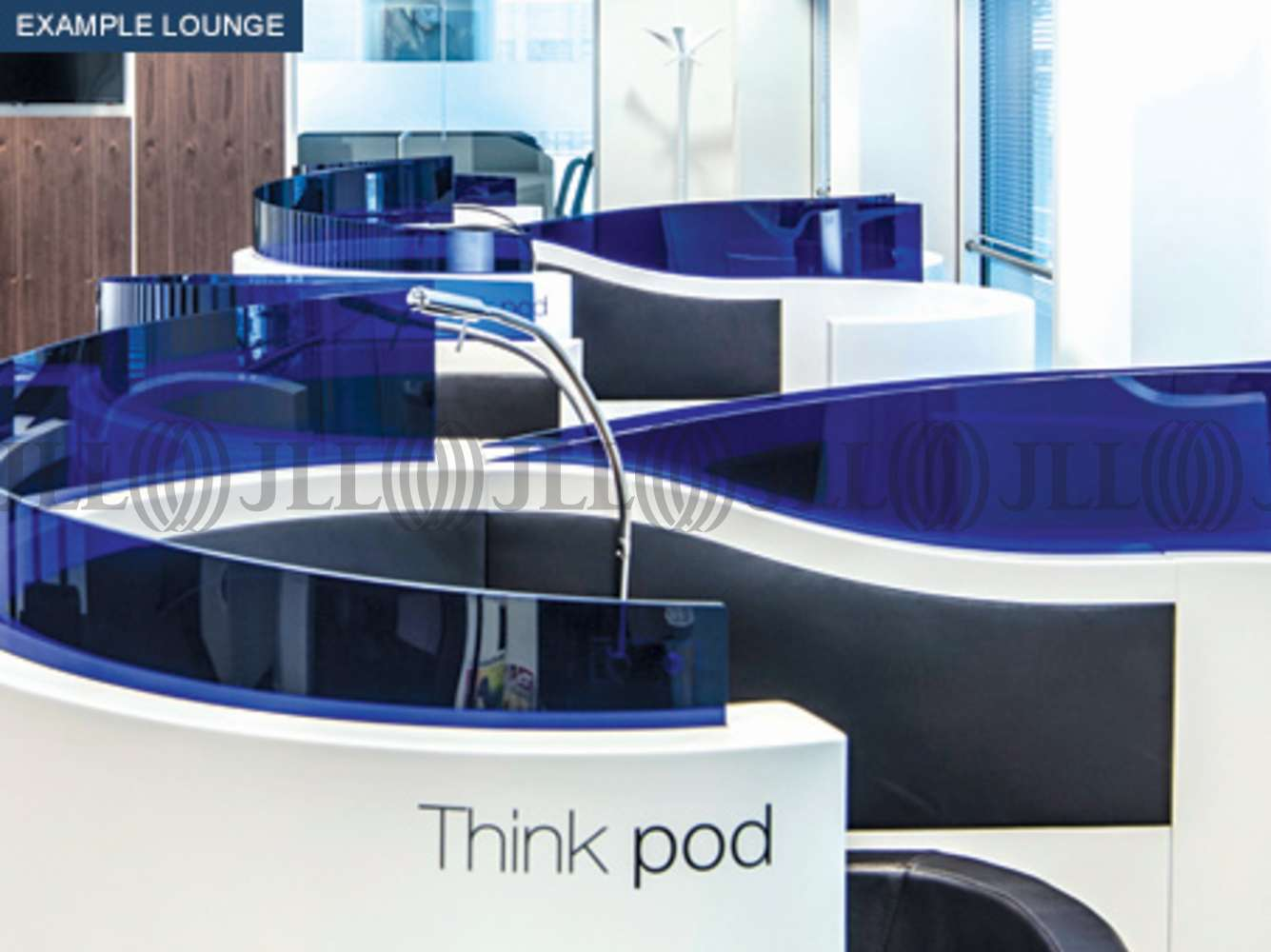 Serviced office London, NW1 2DN - The Podium