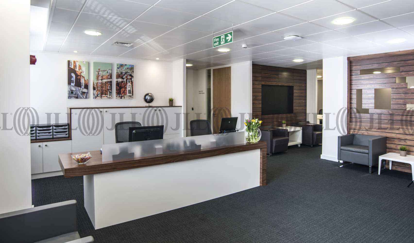 Serviced office London, WC1H 0BS - 16 Upper Woburn Place  - 050