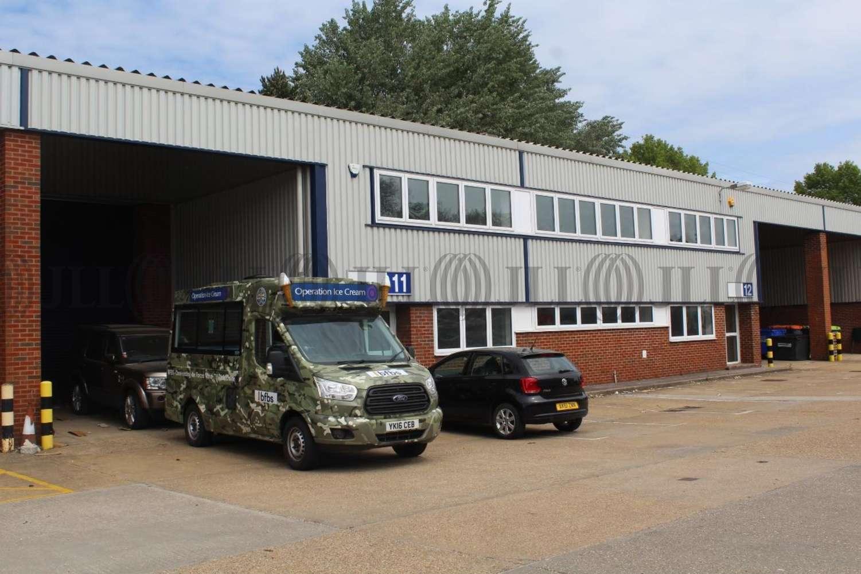 Industrial Aylesbury, HP20 1DQ - Unit 12 Stocklake Park Industrial Estate