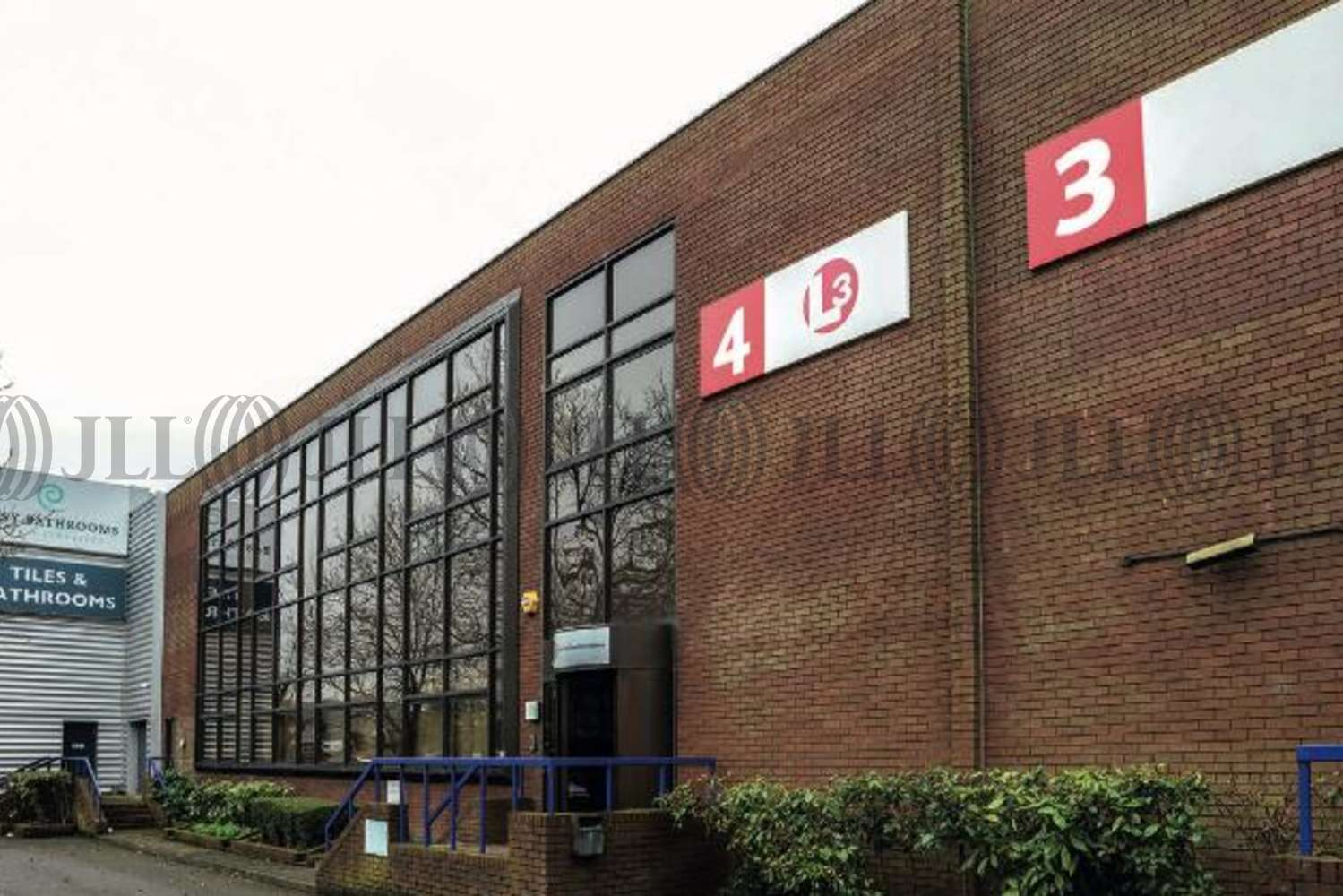 Industrial Bracknell, RG12 1RW - Unit 2, 3 & 4 Western Trade Centre
