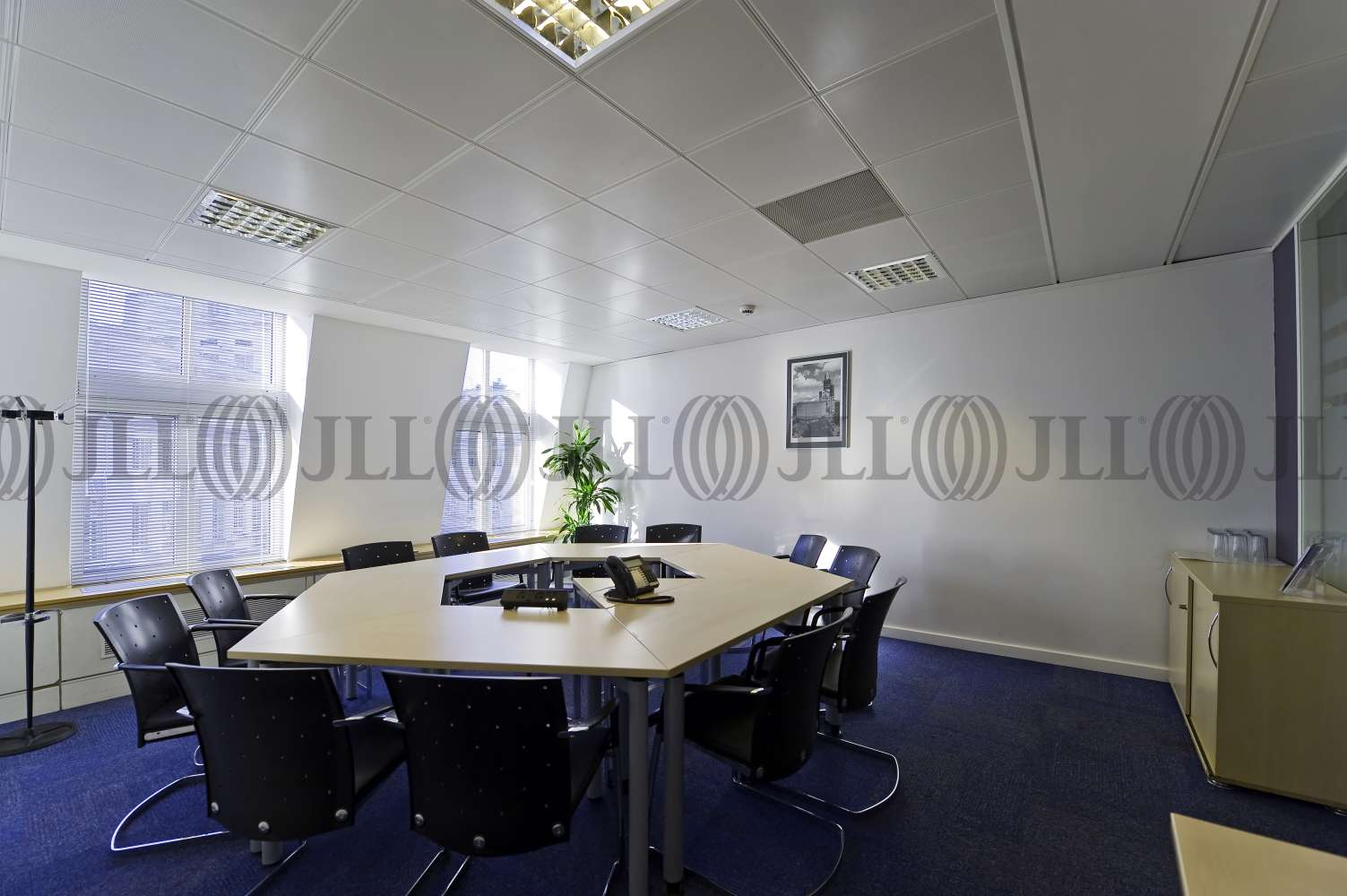 Serviced office London, SW1H 0RG - 50 Broadway  - 2680