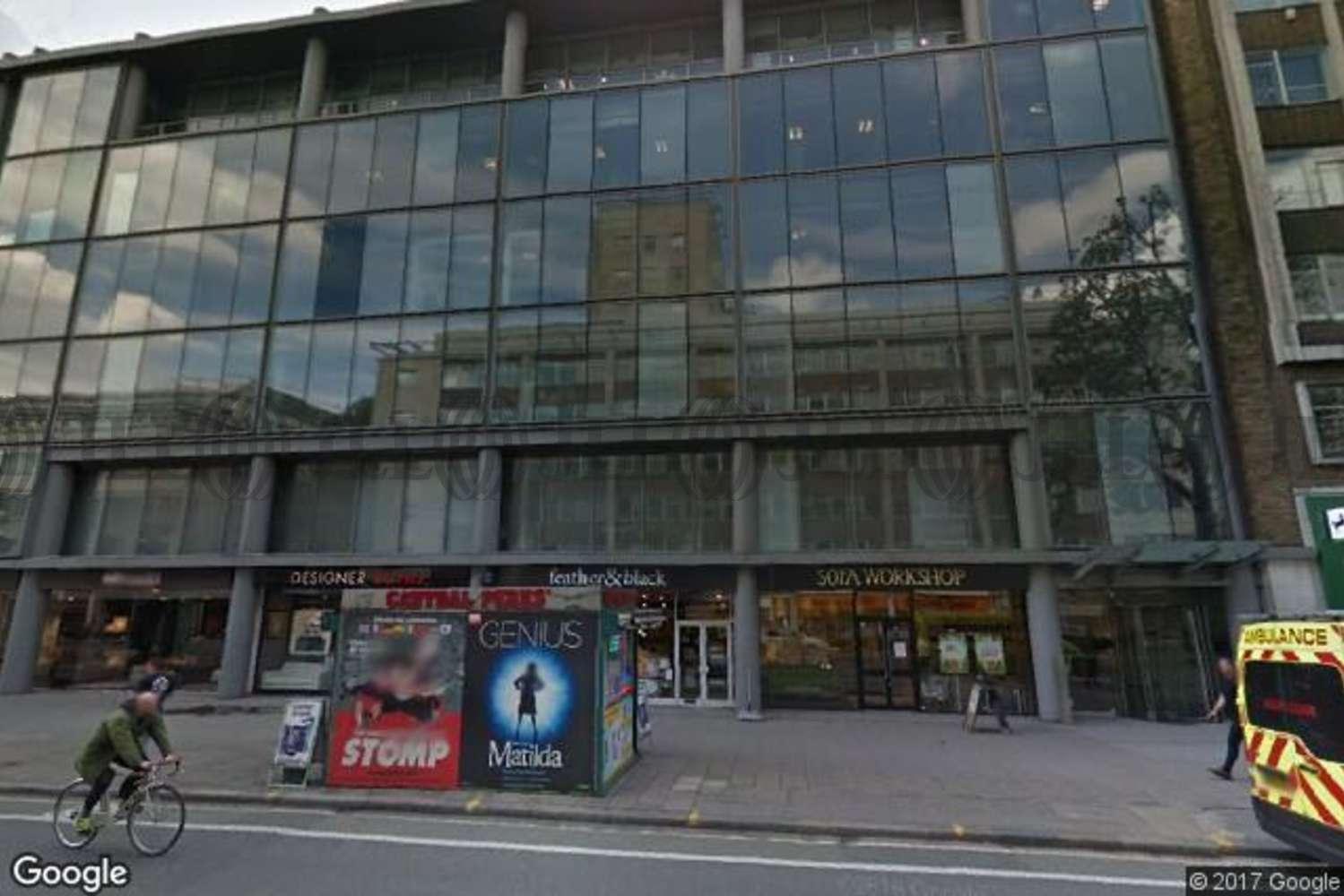 Serviced office London, W1T 4TQ - 85 Tottenham Court Road - 40700