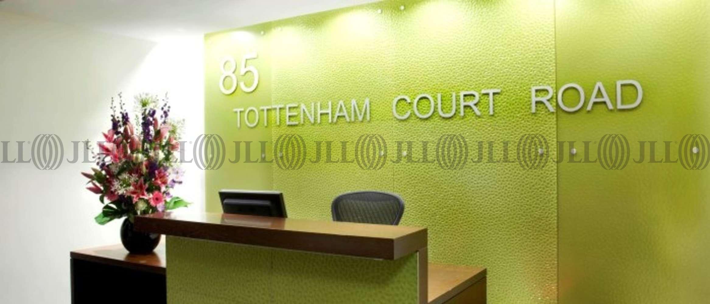 Serviced office London, W1T 4TQ - 85 Tottenham Court Road - 1