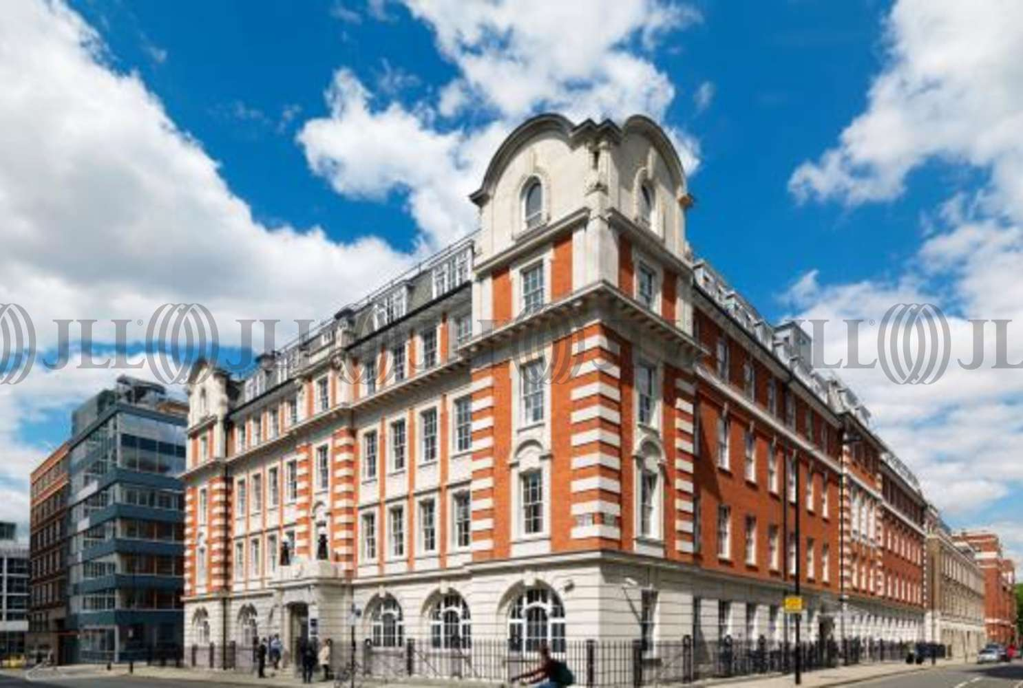 Serviced office London, WC1H 9BB - Hamilton House