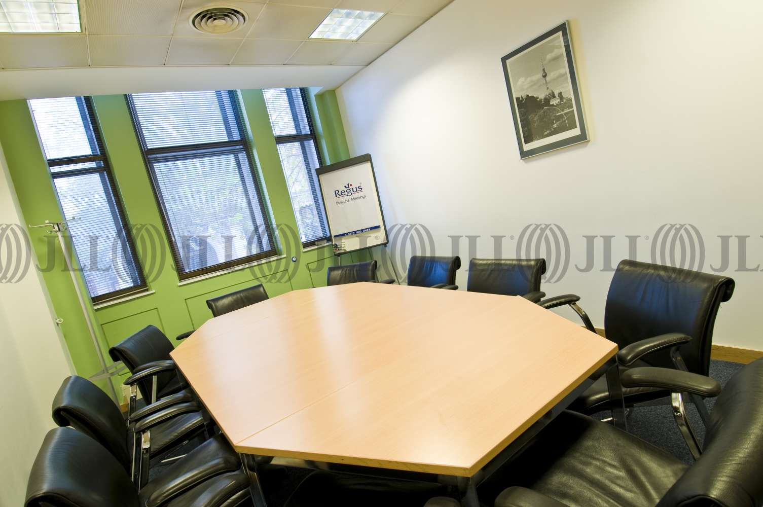 Serviced office London, WC2N 5BW - 1 Northumberland Avenue  - 0057