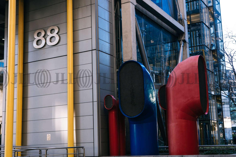 Serviced office London, EC2V 7QQ - 88 Wood Street  - 3833