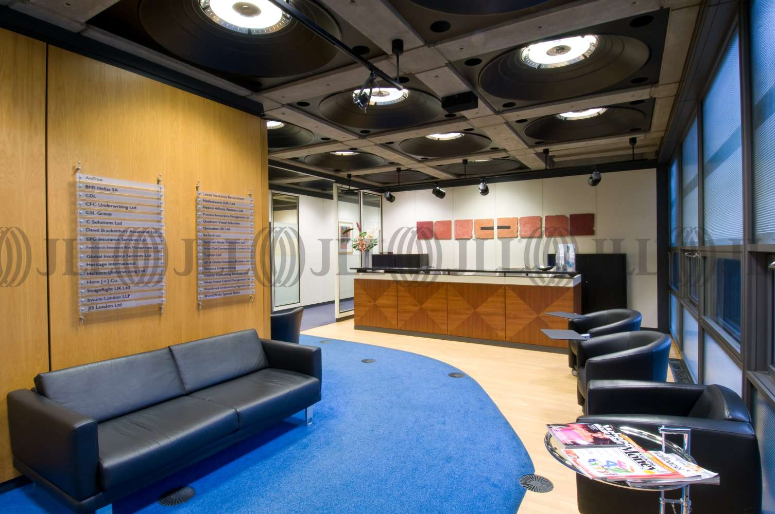 Serviced office London, EC3V 1LP - 12 Leadenhall Street  - 20504