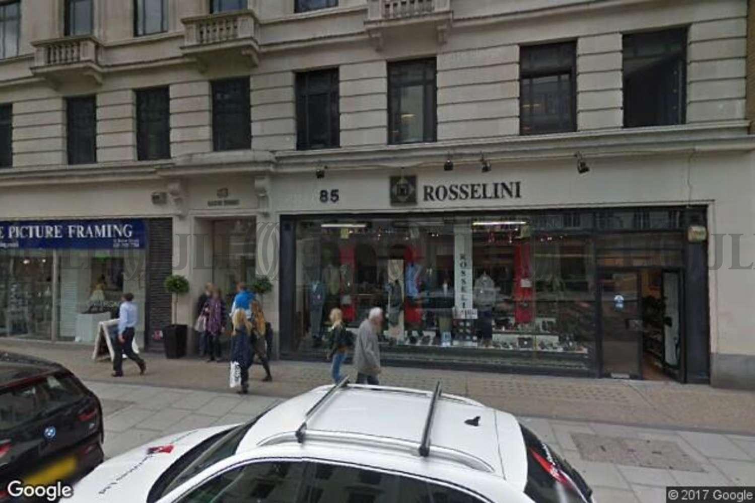 Serviced office London, W1U 6AG - 83 Baker Street - 40692