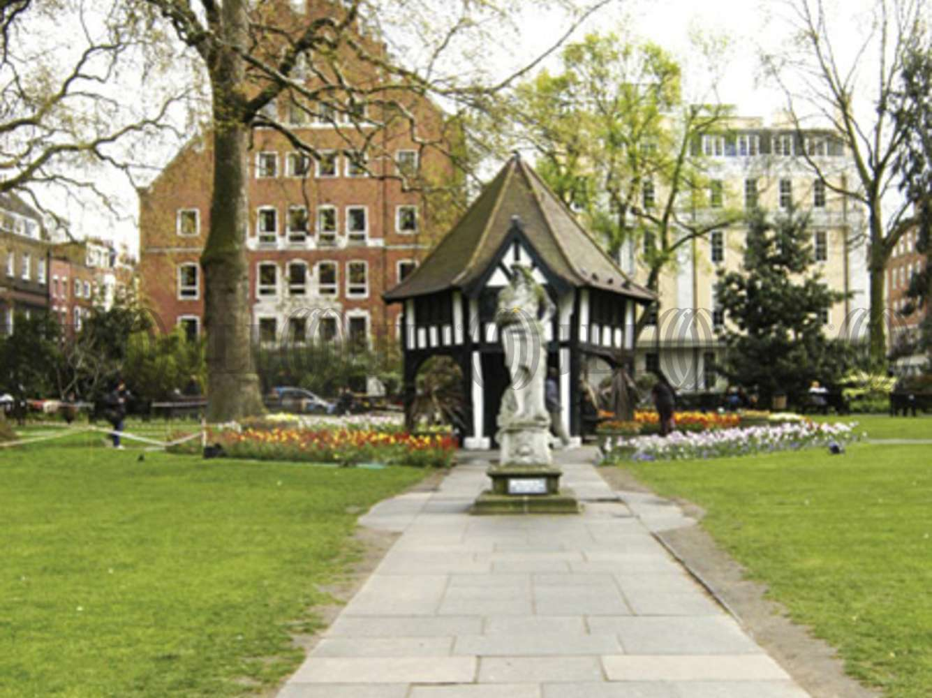 Serviced office London, W1D 3QL - 18 Soho Square - 1