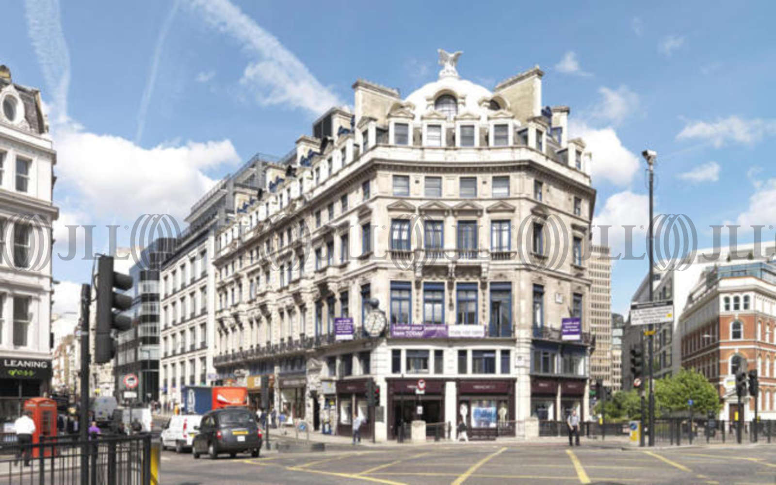 Serviced office London, EC4A 2AB - 107-111 Fleet Street