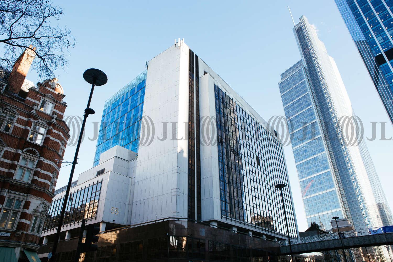 Serviced office London, EC2M 1RX - 55 Old Broad Street  - 3551