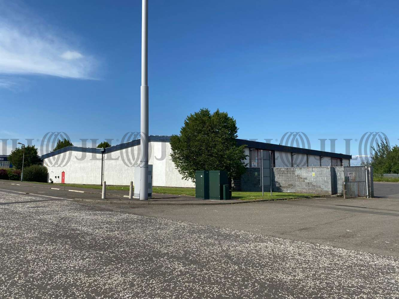 Industrial Glasgow, G67 3HX - 6 Wardpark Place